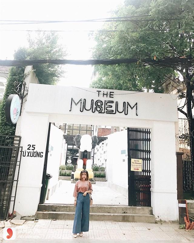 Quán cà phê The Museum Cafe 1