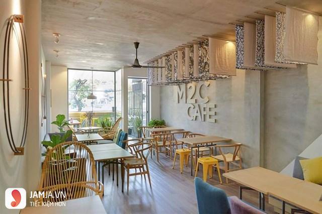 tiệm cafe M2C+ 4