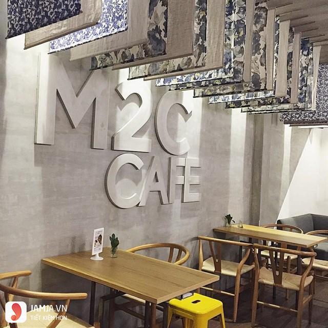 tiệm cafe M2C+ 3