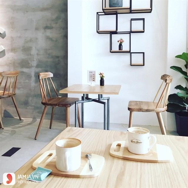 tiệm cafe M2C+ 2