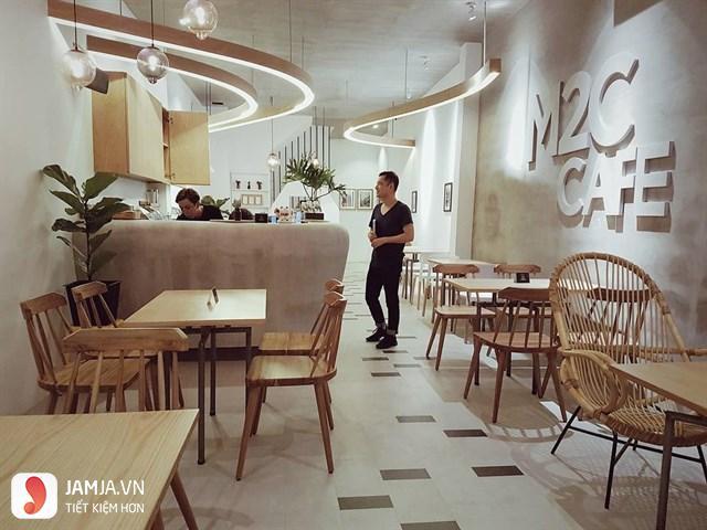 tiệm cafe M2C+ 5