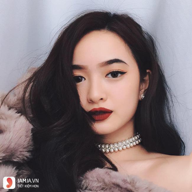 Kiểu tóc đẹp cho mặt tròn to