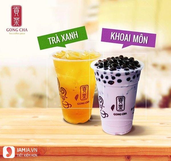 Trà sữa khoai môn Gong Cha
