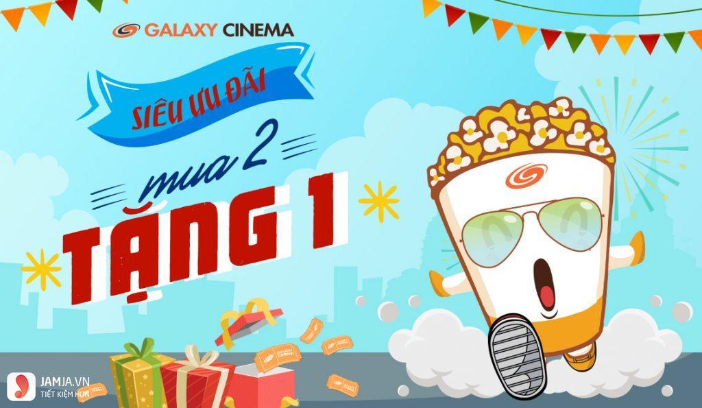 Ưu đãi Galaxy Cinema Bến Tre - 1