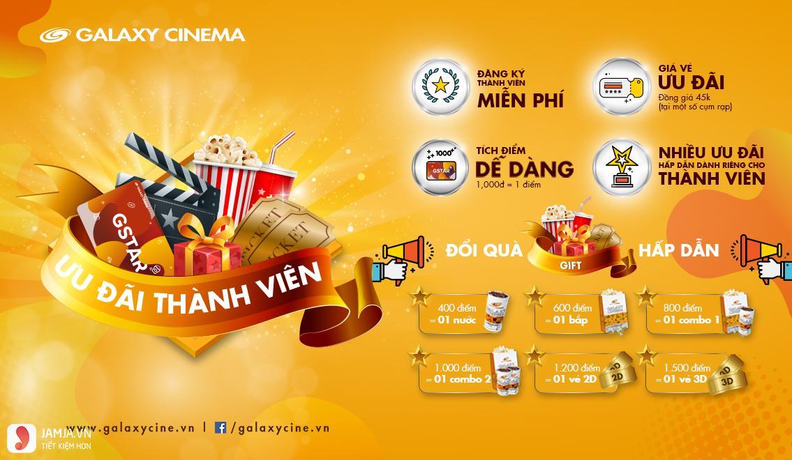 Ưu đãi Galaxy Cinema Bến Tre - 3
