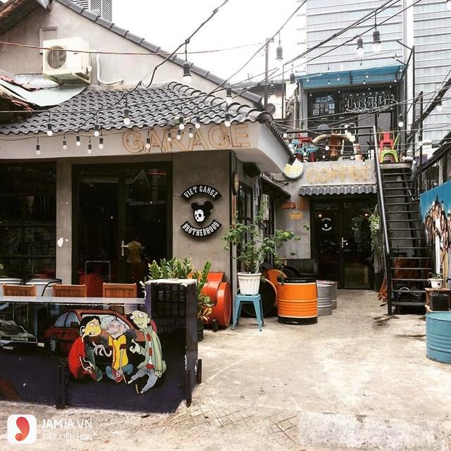 Quán cà phê VietGangz Brotherhood 1