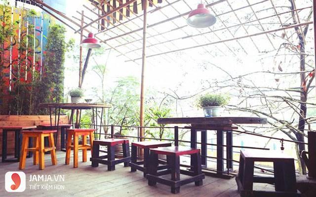 Area 21 Cafe