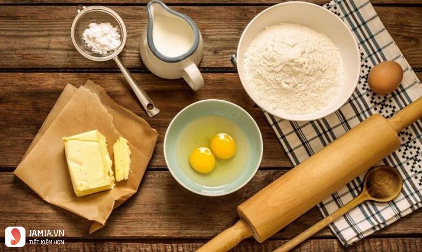 Cách làm bánh khoai mì nướng bằng lò vi sóng 1