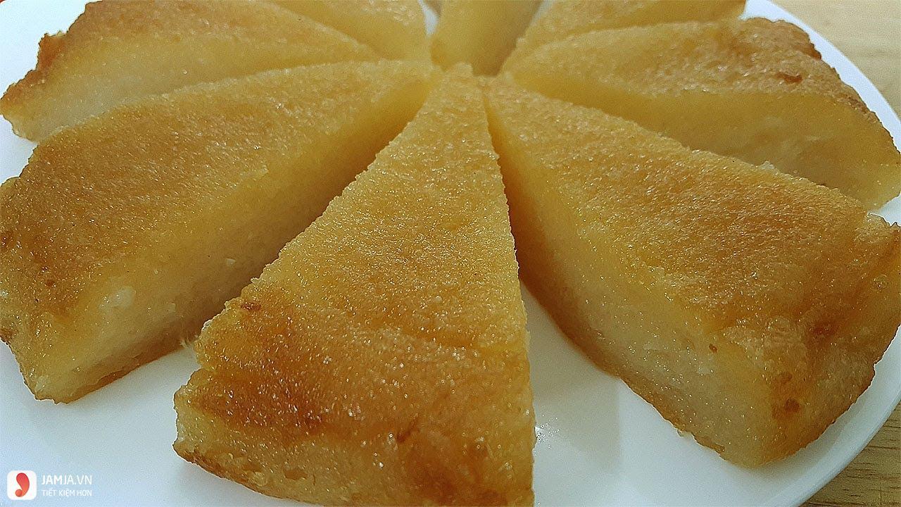 Cách làm bánh khoai mì nướng bằng lò vi sóng 3