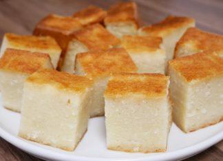 Cách làm bánh khoai mì nướng bằng nồi cơm điện
