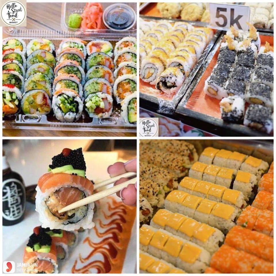 ăn tại Hello Street Food Market - 5