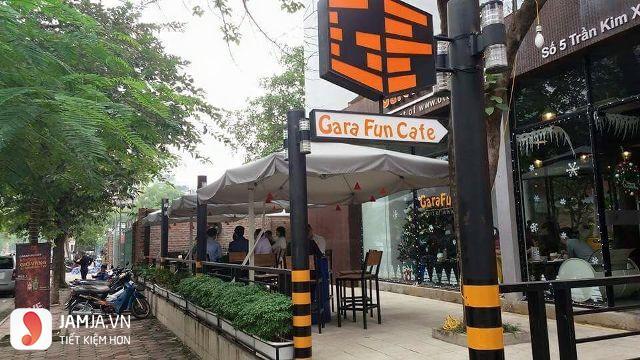 Garafun café