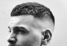 những kiểu tóc undercut mái ngắn đẹp nhất 2018