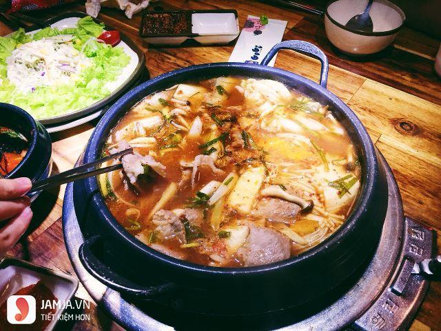 GoGi House lẩu kim chi