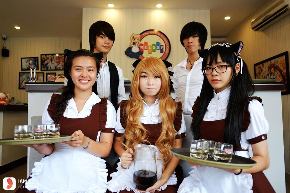 Melody - Cafe Maid