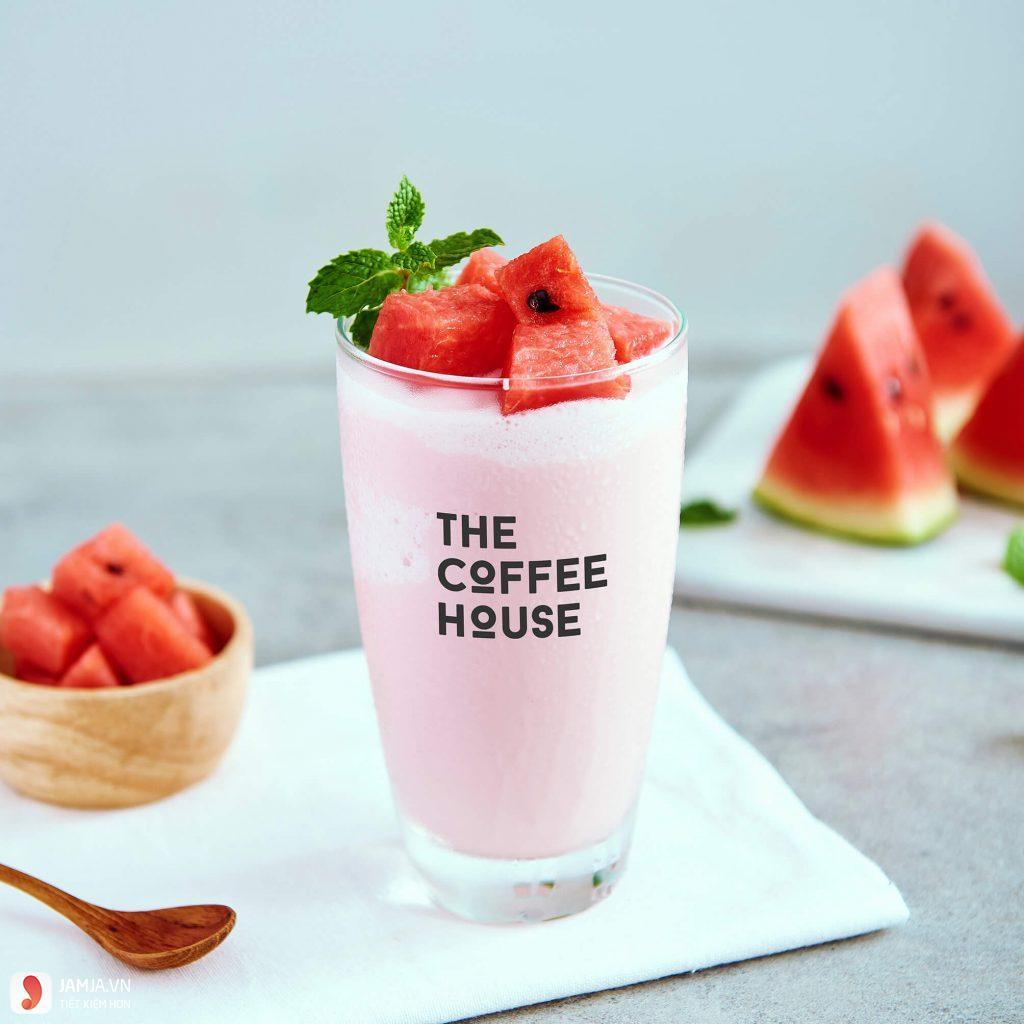 Sinh tố dưa hấu Yogurt - 1