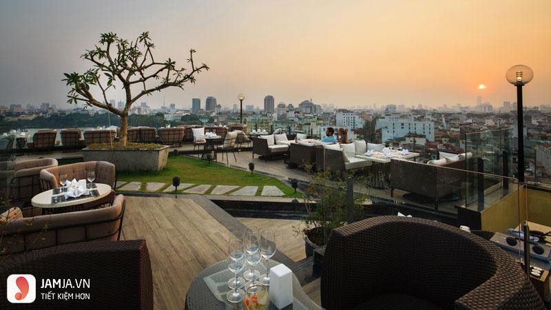 Quán Skyline Hanoi 2