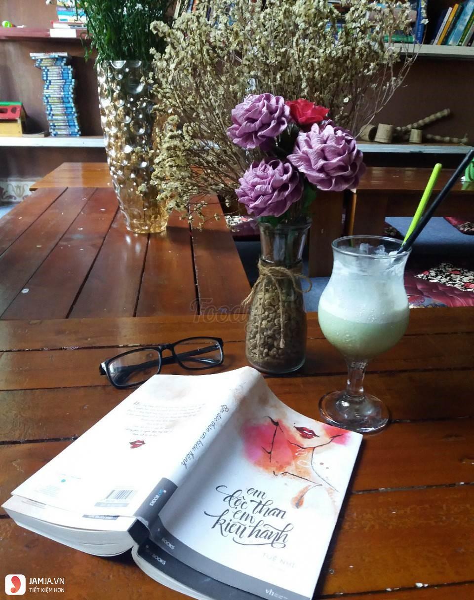 Đồ uống ở Tâm Cà Cafe - Cà Phê Ổ Nắng