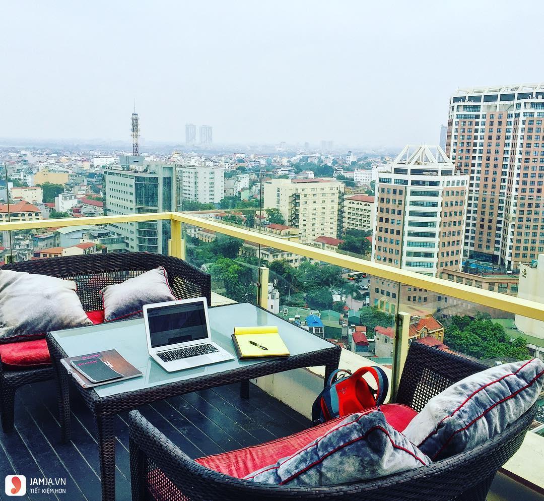 The Rooftop Hanoi 3