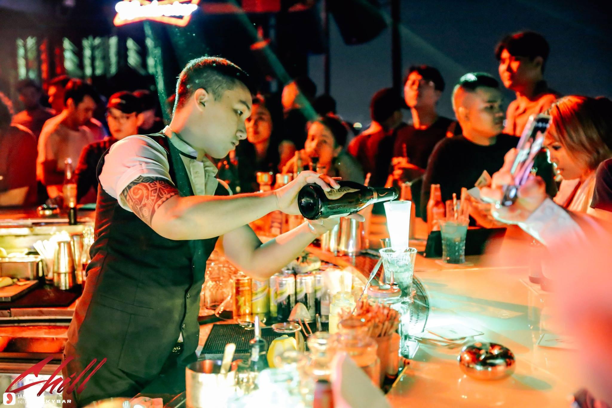 Chill Sky Bar đồ uống