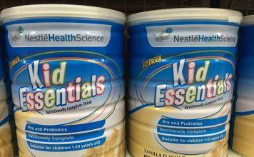 SữaKid Essentials giá bao nhiêu?