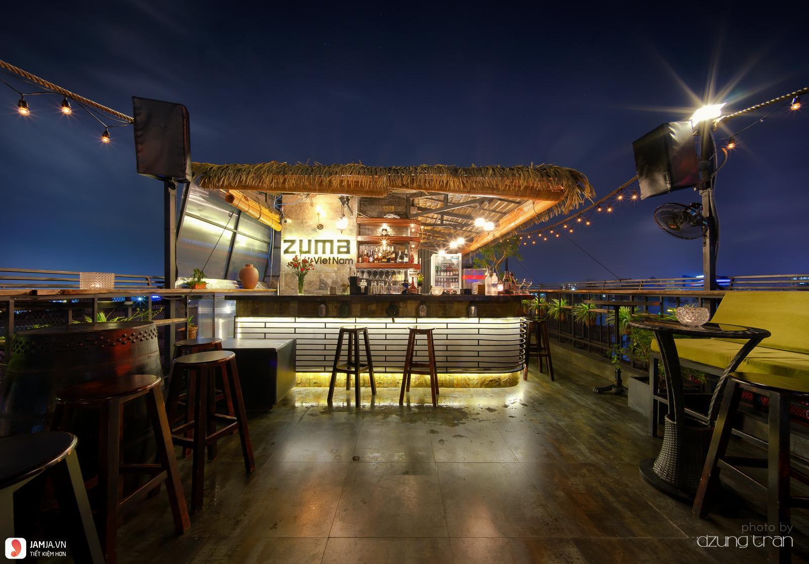 Zuma Rooftop Bar 1