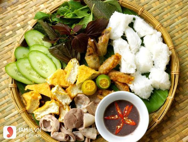 Quán bún đậu mắm tôm Trung Hương1