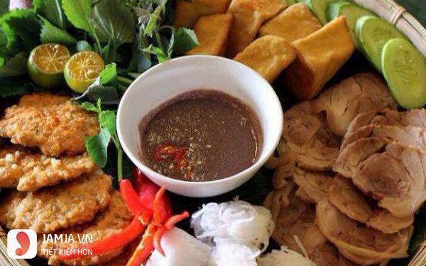 Quán bún đậu mắm tôm Trung Hương2
