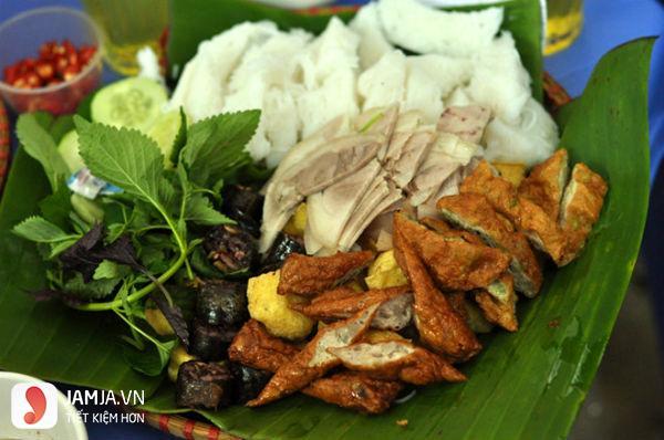 Quán bún đậu mắm tôm Trung Hương3