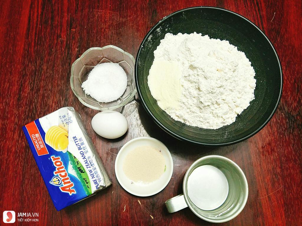 Cách làm bột nở tại nhà 1
