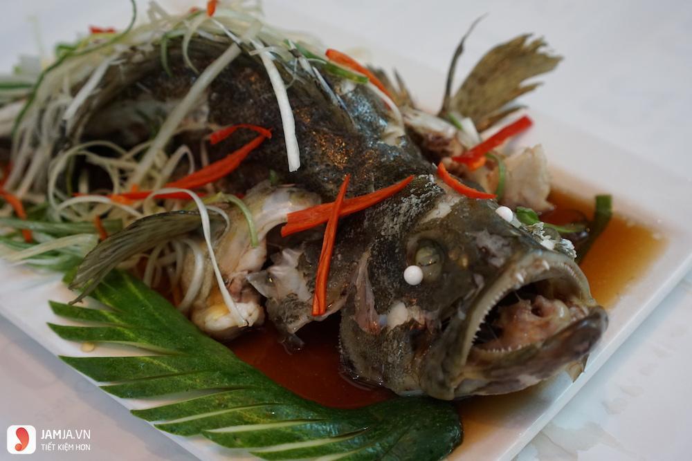 Cách làm cá bống mú hấp Hồng Kông 1