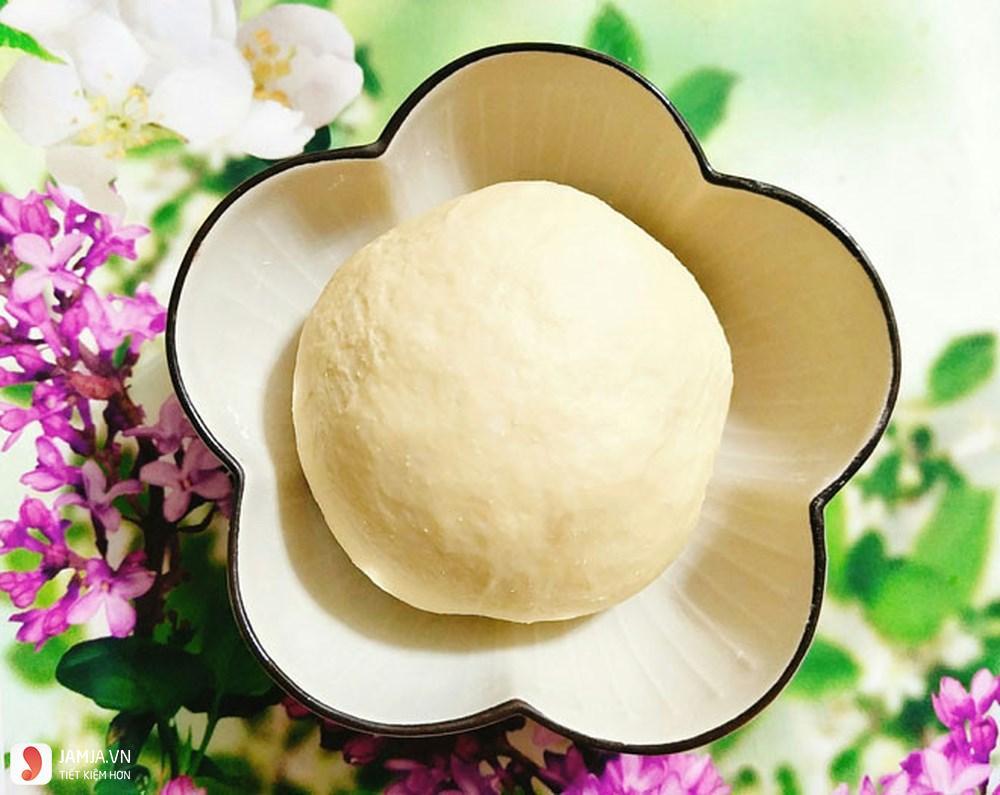 Cách làm men nở từ bột mì 2