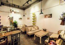 cách trang trí quán cafe đơn giản