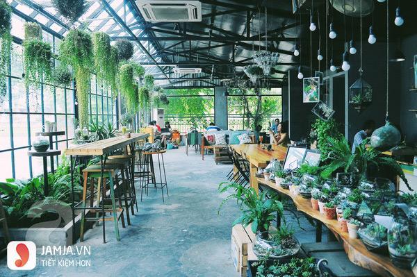 Cách trang trí quán cafe trong nhà 3