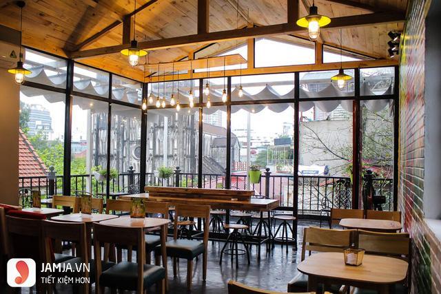 Cách trang trí quán cafe trong nhà 5