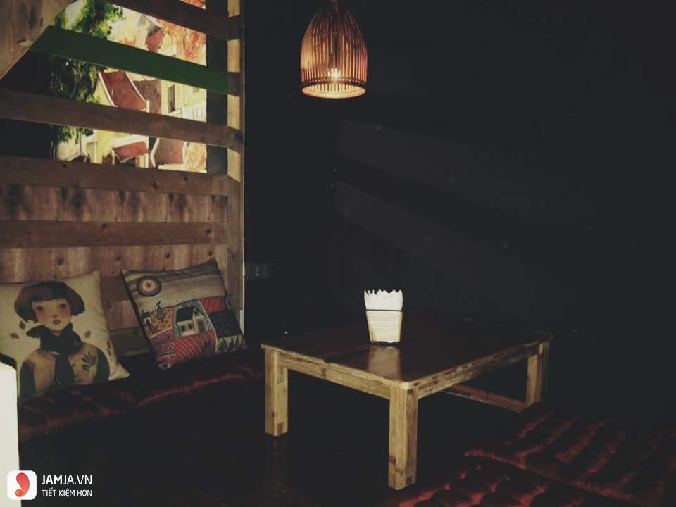 Địa chỉ cafe rèm ở Hà Nội - không gian mới lạ giữa lòng thành phố 6