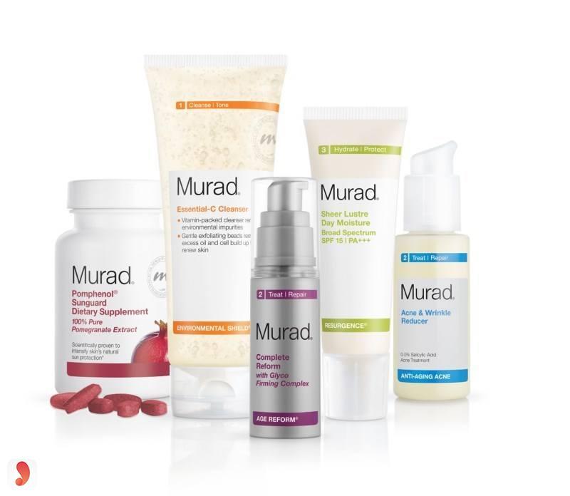 Đôi nét về thương hiệu Murad 4