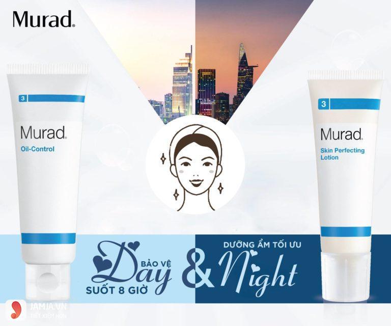 Đôi nét về thương hiệu Murad 5