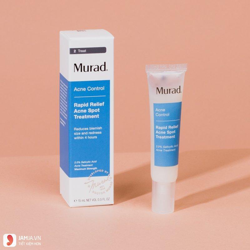 Kem trị mụn Murad Rapid Relief Acne Spot Treatment 1