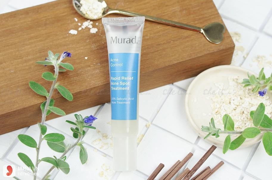 Kem trị mụn Murad Rapid Relief Acne Spot Treatment 2