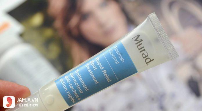 Kem trị mụn Murad Rapid Relief Acne Spot Treatment 5