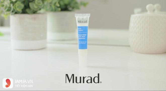Kem trị mụn Murad Rapid Relief Acne Spot Treatment 6