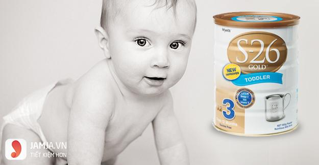 Nguồn gốc của sữaS26 1