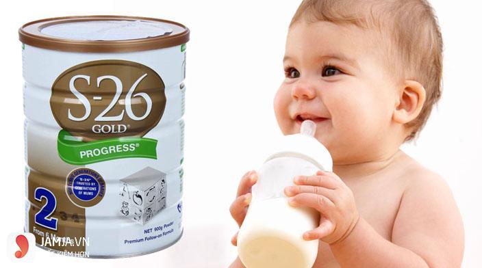 Nguồn gốc của sữaS26