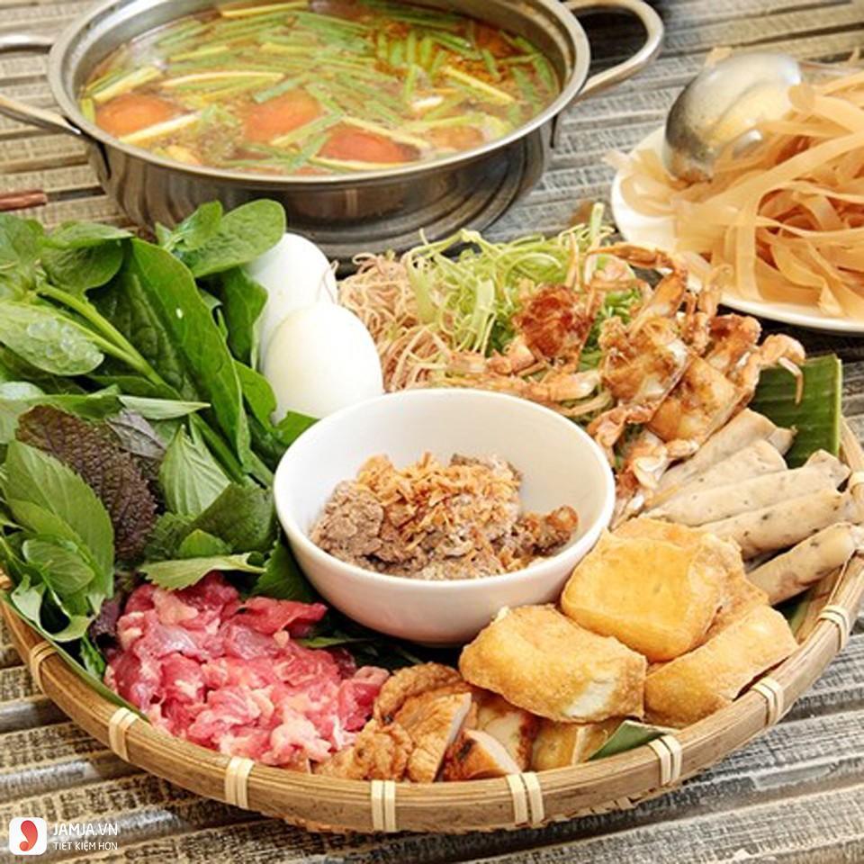 Nhà hàngBún & Lẩu Riêu Cua