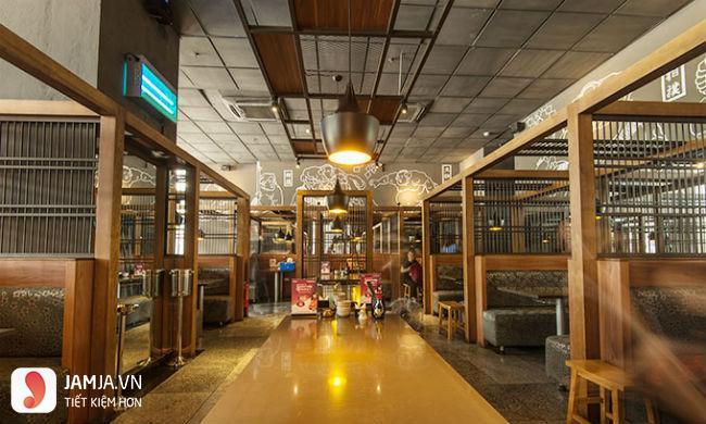Nhà hàng Daruma iph 1