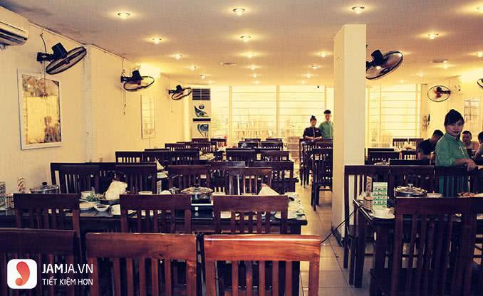 Nhà hàng lẩu bò nhúng dấm 555 ảnh6