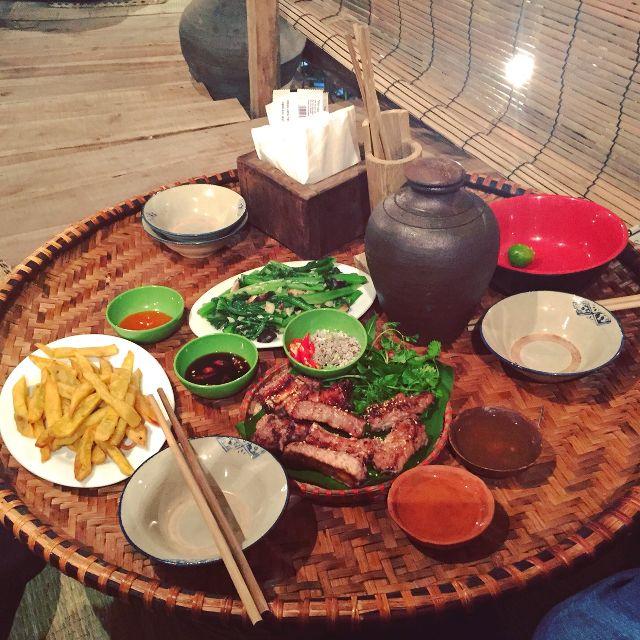 Nhà hàng Lương Sơn quán 2