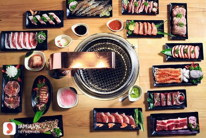 Nhà hàng Sariwon- Big C Thăng Long 1