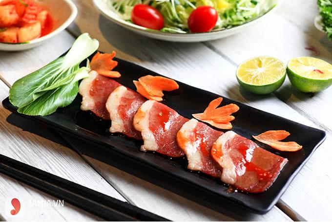 Nhà hàng Sariwon- Big C Thăng Long 3